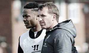Brendan Rodgers says Raheem Sterling will not leave Liverpool in the summer