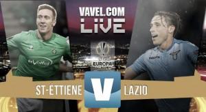 Resultado Saint-Éttiene - Lazio en la Europa League 2015: se firmó la paz (1-1)