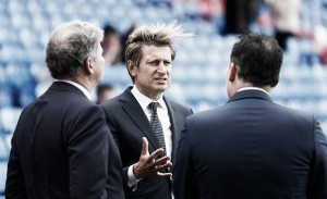 Steve Parish agrees to sell shareholding to American businessman Josh Harris
