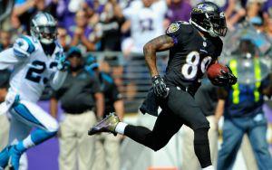Ice Up Son: Baltimore Ravens Steamroll Carolina Panthers