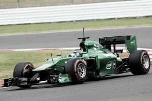 F.1, Kobayashi e Stevens ad Abu Dhabi con Caterham