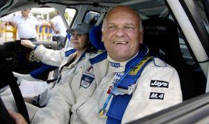 Stig Blomqvist estará en el Jännerrally