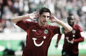 Captain Lars Stindl confirms summer move to Borussia Mönchengladbach