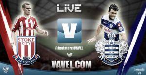 Stoke City vs Queens Park Rangers en vivo y en directo online (3-1)
