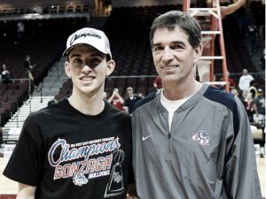 David Stockton entrena con los Jazz
