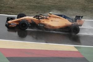 McLaren cambia el chasis de Stoffel Vandoorne