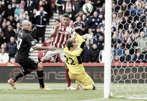 Stoke City 6-1 Liverpool: Potters blitz visitors in frantic first-half display