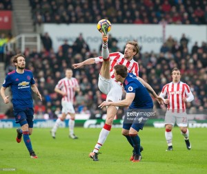 Five things to look out for ahead of Stoke's game against Manchester United