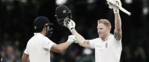 Ben Stokes & Alastair Cook lead England Fightback