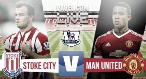 Risultato Stoke City - Manchester Uniteddi Premier League 2015/16 (2-0)