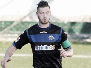 Paderborn defender Christian Strohdiek in hospital following car crash