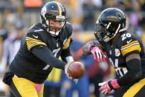 """Steelers ganó un partido clave, en medio de los rumores de alejamiento de """"Big Ben"""""""