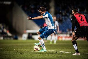 Stuani, del Espanyol hasta final de temporada