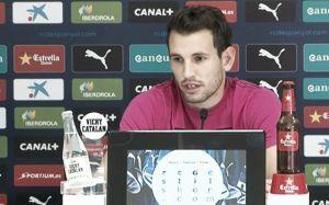 """Stuani: """"Estoy tranquilo, con la cabeza en el Espanyol"""""""