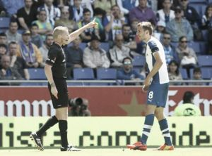 El Espanyol alega la expulsión de Stuani