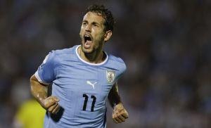 Stuani, en la lista definitiva de Uruguay
