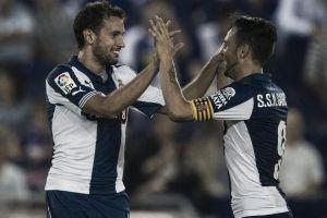 El trío deases del Espanyol