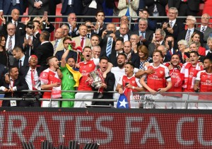Arsenal and the FA Cup: A look back at the Gunners' love affair with the famous trophy
