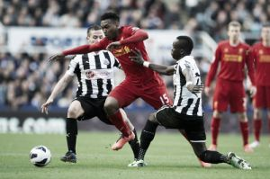 Newcastle vs Liverpool en vivo y en directo online