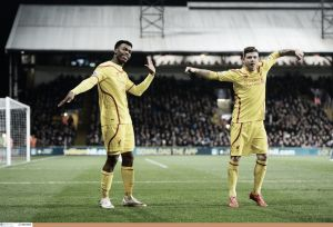 "Daniel Sturridge: ""We deserved to beat Crystal Palace"""