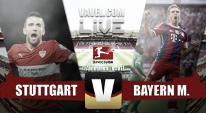 Stuttgart vs Bayern de Múnich en vivo y directo online