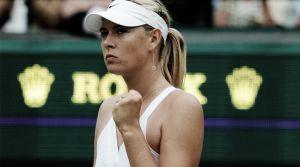 María Sharapova va por Serena Williams