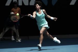 """Carla Suárez: """"Estoy muy contenta por volver a estar en cuartos de final en Australia"""""""