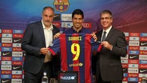 Suárez: I won't bite again