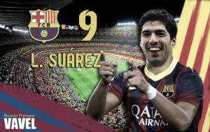Luis Suárez, el zapador del gol