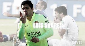 Luis Suárez contra su historia