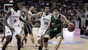 Bilbao Basket no puede con un intratable Unicaja
