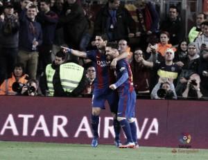 Suárez se divierte en un festín de imprecisiones