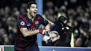 Luis Suarez likely to return for Copa del Rey Final