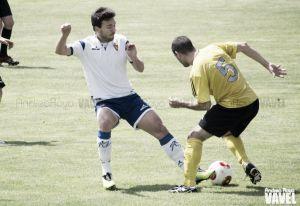 Real Zaragoza B - SD Tarazona en directo online