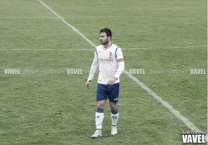 Diego Suárez da una bocanada de aire al Real Zaragoza B