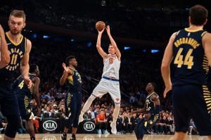 "NBA - Kristaps Porzingis senza limiti: ""Vogliamo disputare i playoff"""