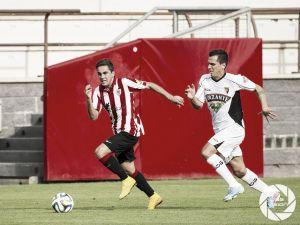 Tres del Basconia y uno del Bilbao Athletic con la sub-19