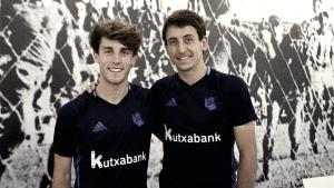 Oyarzabal y Odriozola, convocados por la sub21