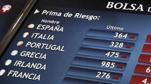El bono español a diez años repunta de nuevo