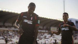 Success, el debutante más joven del Granada en Primera