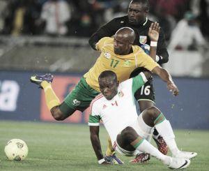 Sudáfrica y Congo juegan a no perder