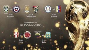 Qualificazioni Russia 2018, Sudamerica - Spareggio tra Perù e Colombia, Uruguay a un passo, rischio Cile