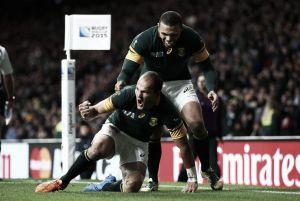 Sudáfrica sufre para pasar a la semifinal
