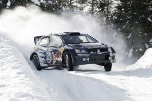 Shakedown Suecia: Ogier marca el mejor tiempo