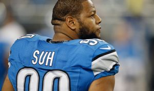 No Franchise Tag for Suh
