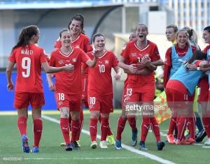 Switzerland 4-0 Northern Ireland - Euro 2017 Qualifying: Swiss maintain 100% record against battling visitors