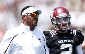 2014 College Football Preivew: Texas A&M Aggies And Life After Johnny Manziel