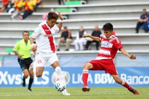 Monarcas sub-15 ya está en semifinales