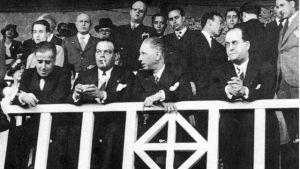 78 años del fusilamiento del presidente Josep Sunyol