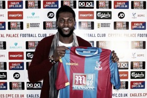 Crystal Palace striker Emmanuel Adebayor feels he has nothing to prove
